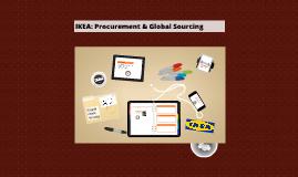 Copy of IKEA: Procurement &