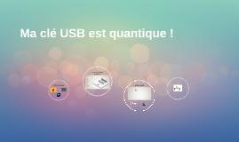 L'USB Quantique