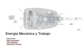 Energía Mecánica y Trabajo