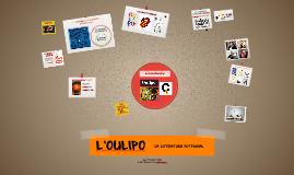 L'OULIPO PRESENTACIÓ