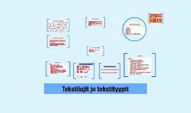 Copy of Tekstilajit