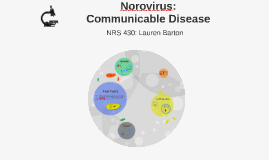 Norovirus: Communicable Disease