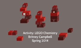 Activity: LEGO Chemistry