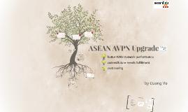 ASEAN AVPN Upgrade