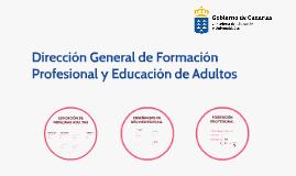 Presentación DGFPEA - FECAM