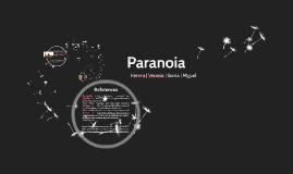 Copy of Paranoia