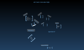 Copy of Copy of Copy of 4th Grade Curriculum Night