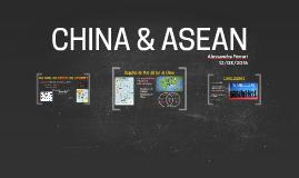 CHINA & ASEAN