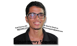 Copy of Gibson Sequeira's Resume