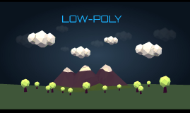Low Poly 2 (Free Template)