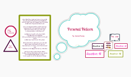 Copy of Personal Helicon - Heaney