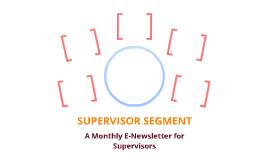 Supervisor Segment