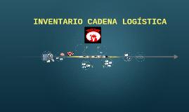 INVENTARIO LOGISTICA