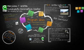 Copy of Griffin Community Recreation Center
