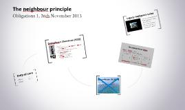 Copy of The neighbour principle