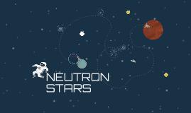 NEUTRON STARS - Ishai