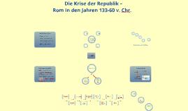 Die Krise der Republik