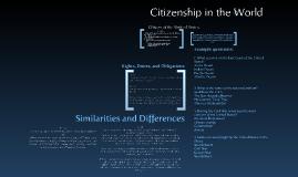 Citizenship in the World Merit Badge