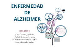 Copy of Alzheimer's Disease