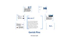 Garrick Pina