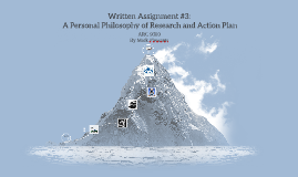Personal Philosophy of Research and Plan of Action