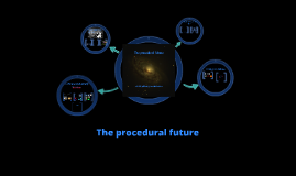 The procedural future