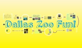 Dallas Zoo Fun!