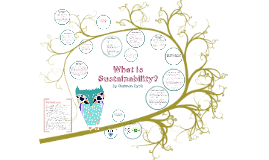 Sustainability - ESD PD Day