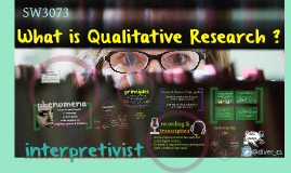 What is Qualitative Research  ?