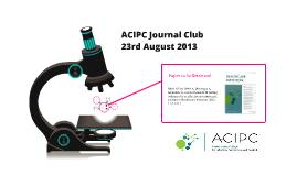 ACIPC Journal Club