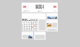 Basic 4 - ICPNA
