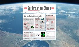 Sonderblatt der Chemie