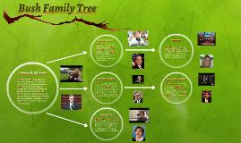 Bush Family Tree