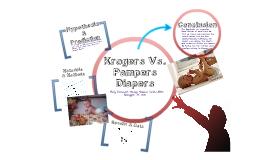 Krogers Vs. Pampers Diapers