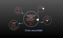 Copy of Criza securității