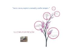 Ulceras por presión (UPP) - Cristina Júdez