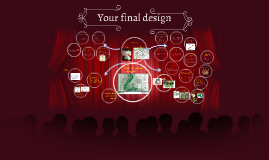 Your final design