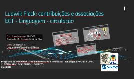 Epistemologia de Ludwik Fleck: contribuições para a Educação Científica e Tecnológica