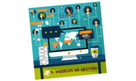 IV. MODELOS DE GESTION