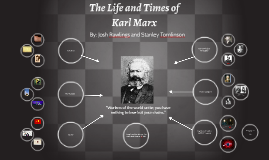 The Life and Times of Karl Marx