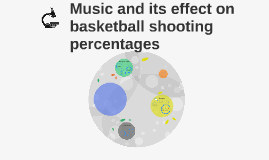 Copy of Music and its effect on basketball shooting percentages