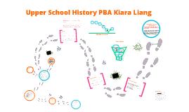 History PBAAAA Super important