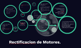 Rectificacion de Motores.