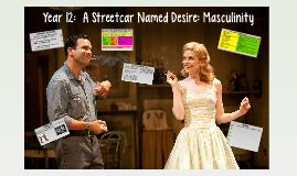 Year 12: 'A Streetcar Named Desire': Masculinity