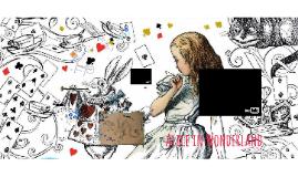 Y 7. Alice in Wonderland