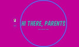 Hi there, Parents