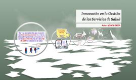 Innovación en la Gestión de los Sistemas de Salud