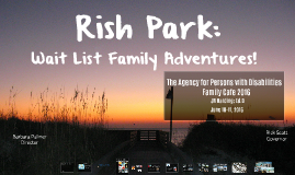 Barrier-Free Paradise: Rish Park