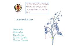 Copy of Oxido-reduccion