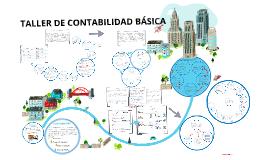 TALLER CONTABILIDAD BÁSICA